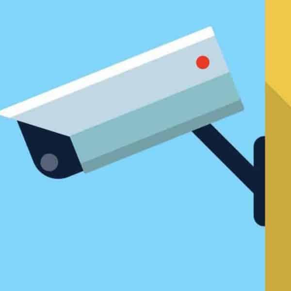 CCTV camera Kent
